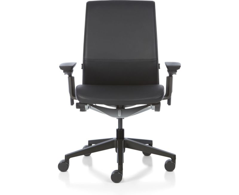 steelcase think chair in office chairs reviews crate. Black Bedroom Furniture Sets. Home Design Ideas