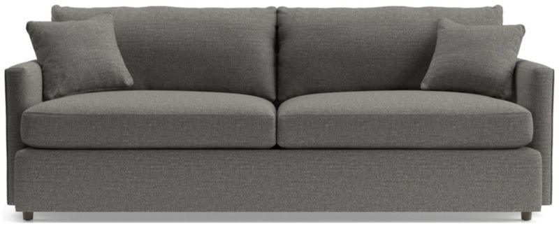 Lounge Ii Narrow Sofa Reviews Crate And Barrel