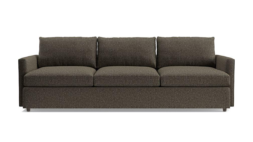"Lounge II Petite 3-Seat 105"" Grande Sofa - Image 2 of 5"