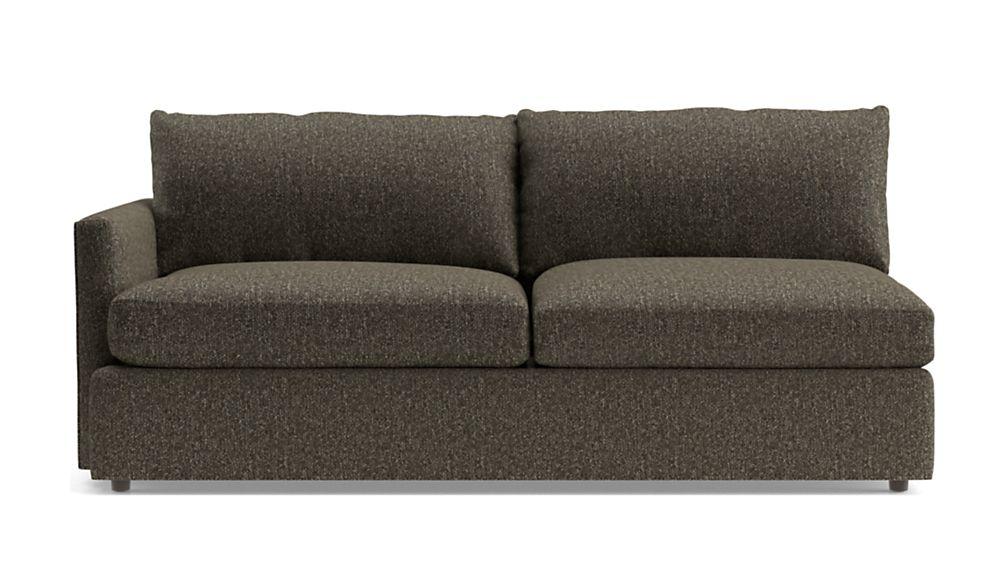 Lounge II Petite Left Arm Sofa - Image 2 of 2