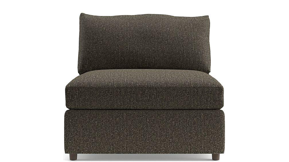 "Lounge II Petite 37"" Armless Chair - Image 2 of 5"