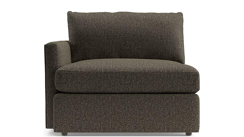 Lounge II Petite Left Arm Chair - Image 2 of 5
