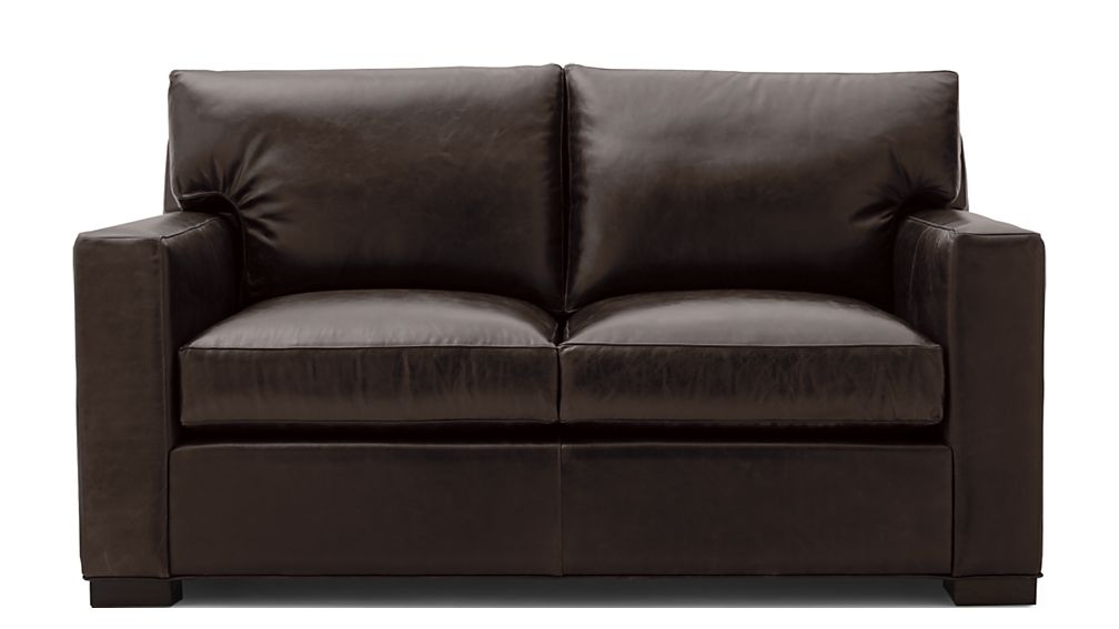 Axis II Leather Loveseat - Image 2 of 6