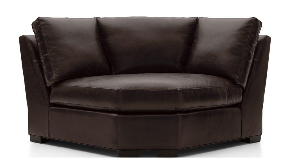 Axis II Leather Wedge - Image 2 of 4