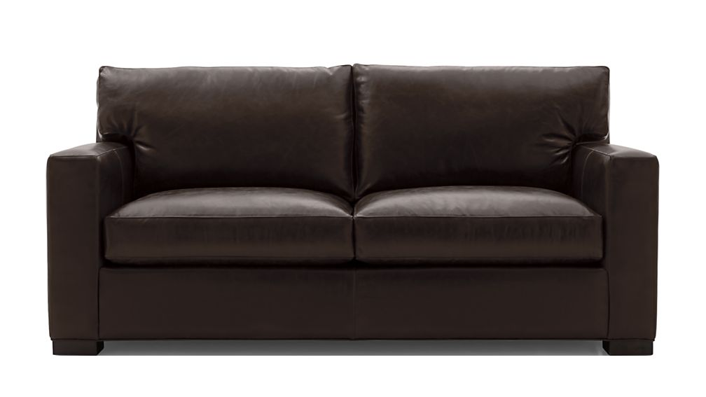Axis II Leather Full Sleeper Sofa - Image 2 of 7