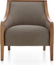 Bryn Chair shown in Peyton, Dune