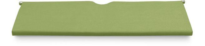 Rocha Sofa Cushion shown in Sunbrella, Kiwi