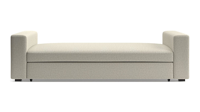 Eclipse Sleeper Daybed shown in Tobias, Sand