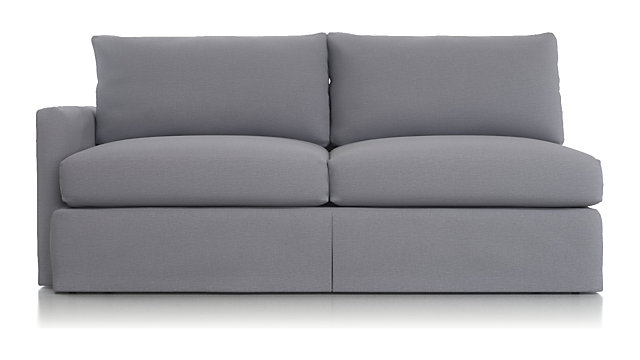 Slipcover Only For Lounge Ii Petite Outdoor Left Arm Sofa