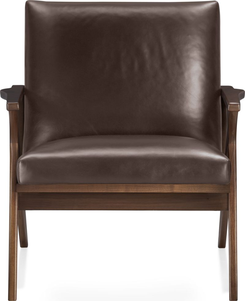 Leather Chairs 2013 Popsugar Home