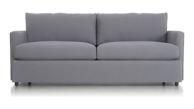 Lounge Ii Petite Outdoor Upholstered 83 Quot Sofa Crate And