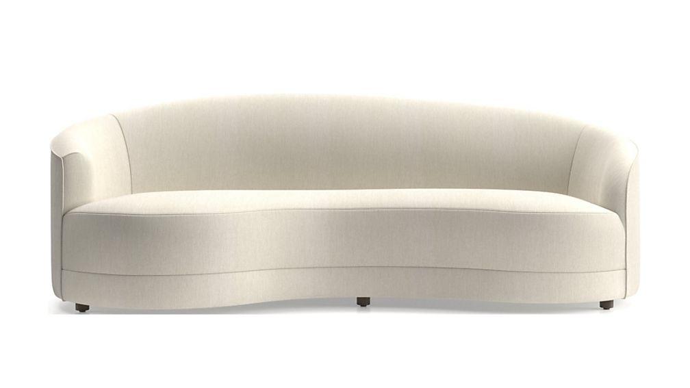 Infiniti Grande Curve Back Sofa - Image 2 of 6