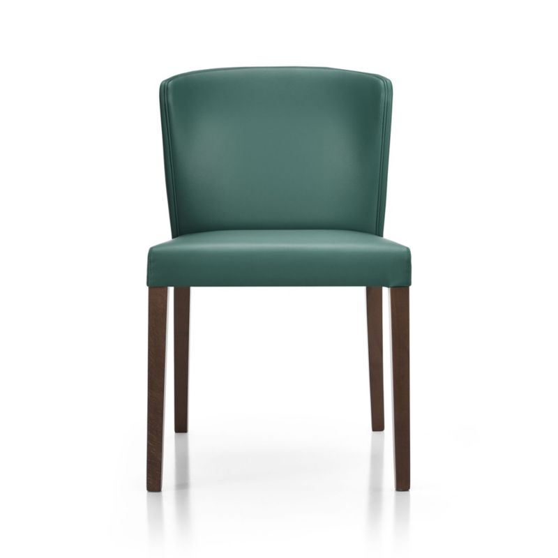 Curran Teal Dining Chair In Dining Chairs Reviews