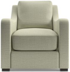 Verano II Slope Arm Chair shown in Traxx, Cloud