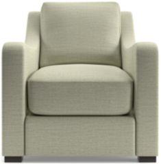 Verano II Slope Arm Chair shown in Traxx, Cloud