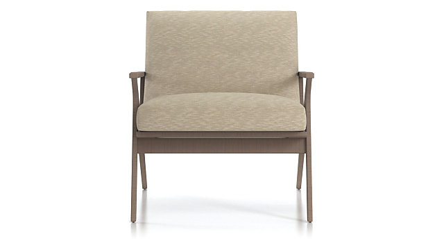 Magnificent Cavett Wood Frame Chair Inzonedesignstudio Interior Chair Design Inzonedesignstudiocom