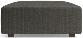 """Syd 38"""" Square Cocktail Ottoman shown in Mystic, Stout"""