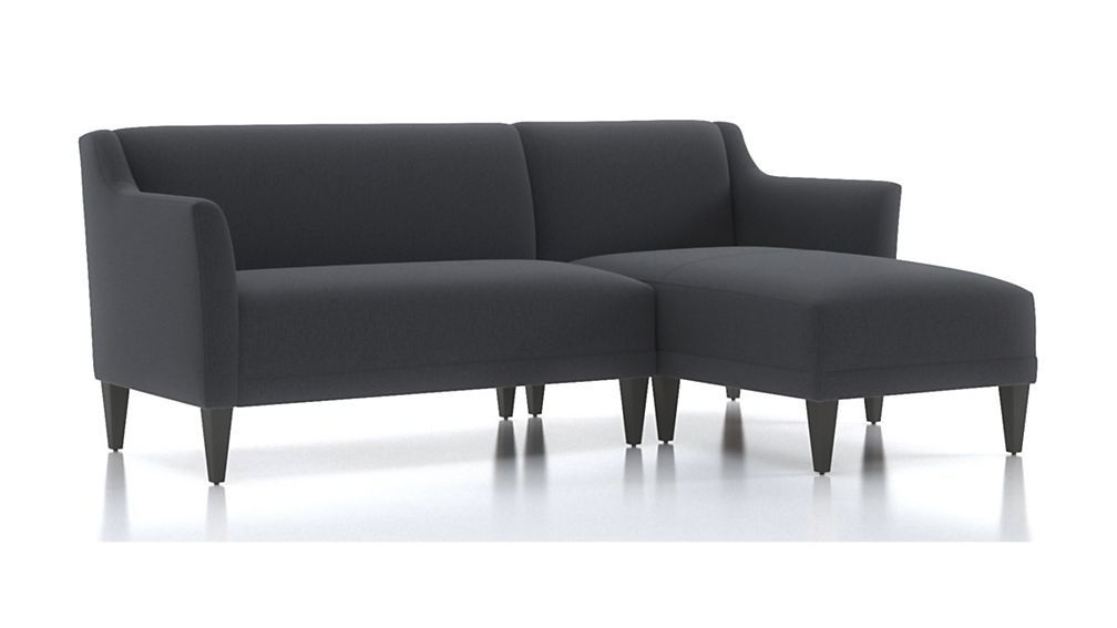 Margot II 2-Piece Right Arm Chaise Sectional - Image 2 of 2