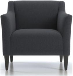 Margot II Tight Back Chair shown in Portrait, Night
