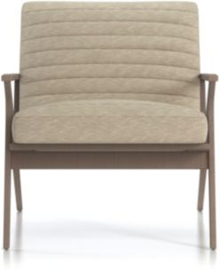 Cavett Channel Chair shown in Dandy, Twine