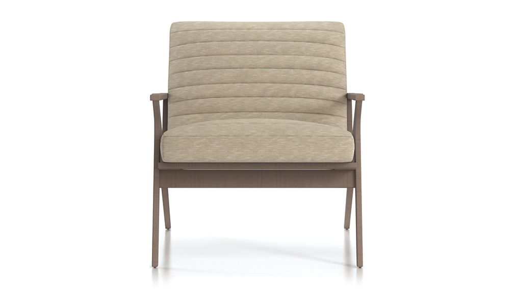 Cavett Channel Chair - Image 2 of 8