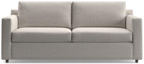 Barrett Track Arm Sofa shown in Galaxy, Ash