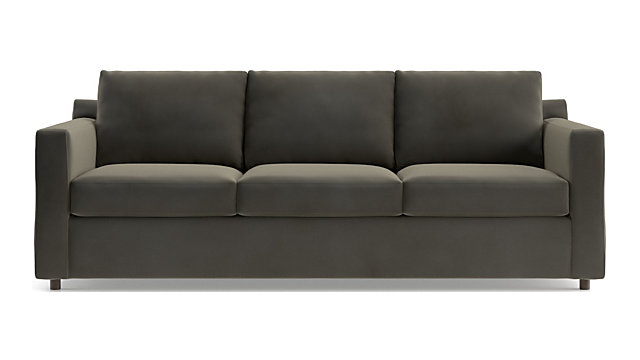Barrett 3-Seat Track Arm Sofa shown in View, Otter