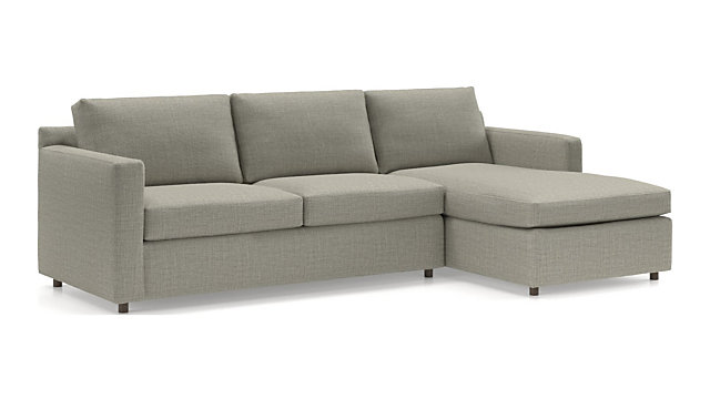 buy online 6fbd1 1acc9 Barrett 2-Piece Right Arm Chaise Sectional