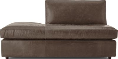 Barrett Leather Left Bumper shown in Libby, Storm