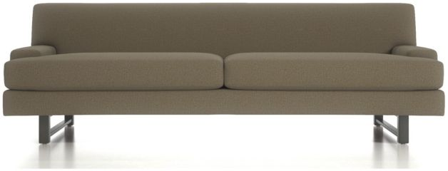 Pierce Tightback Sofa shown in Emma, Fawn