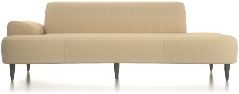Bella Daybed shown in Binth, Pearl
