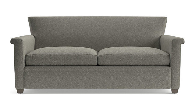 Declan Sofa shown in Tobias, Gravel