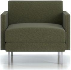 Ryder Chair shown in Jonas, Kilt