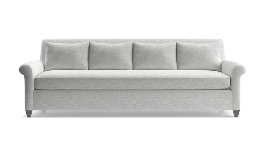 "Cortina 102"" Grande Sofa - Image 2 of 7"