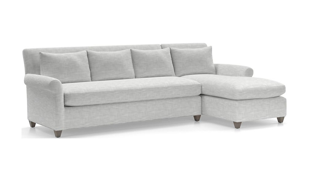 Cortina 2-Piece Right Arm Chaise Sectional - Image 2 of 5