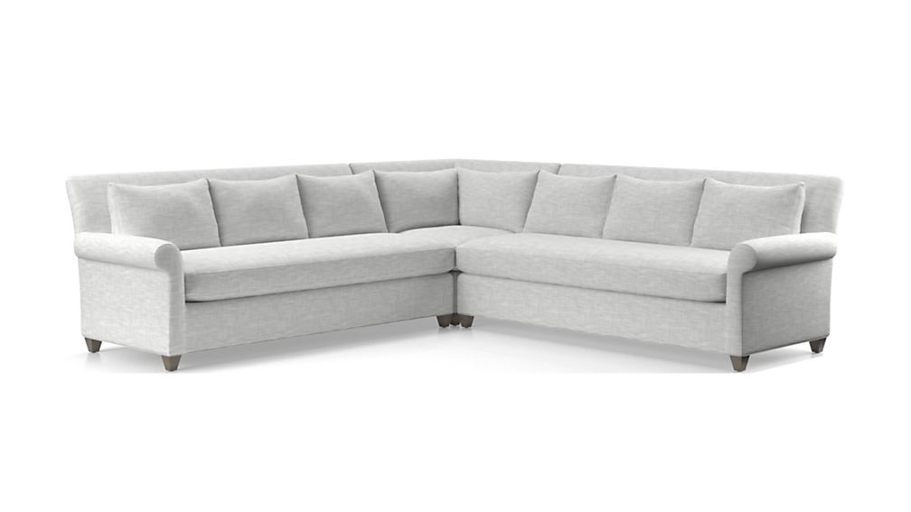 Cortina 3-Piece Sectional - Image 2 of 5