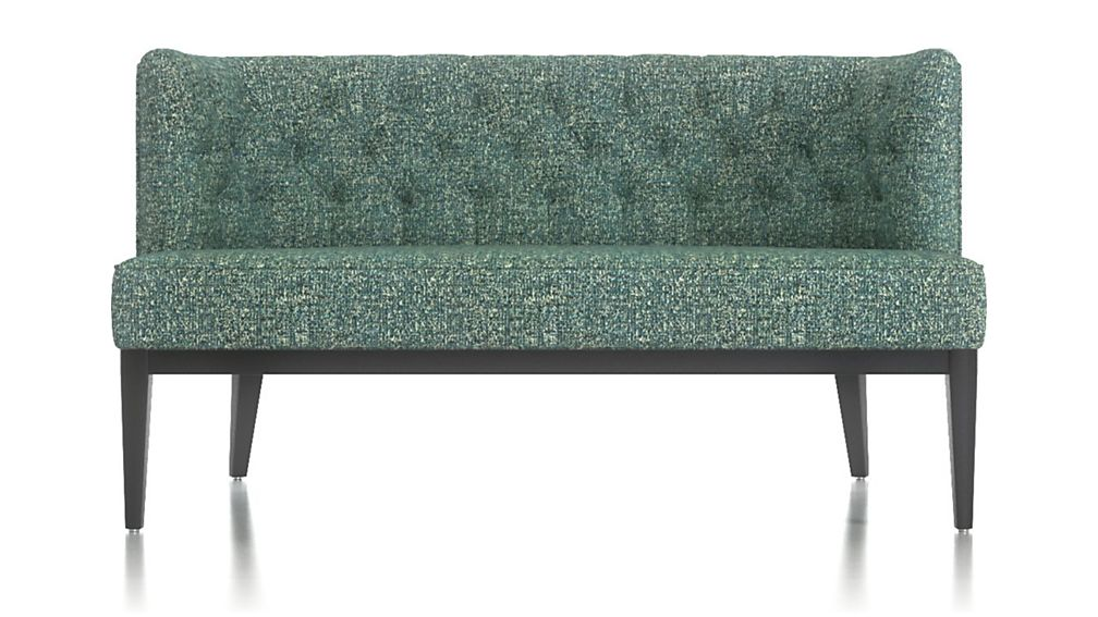 Grayson Tufted Settee - Image 2 of 7