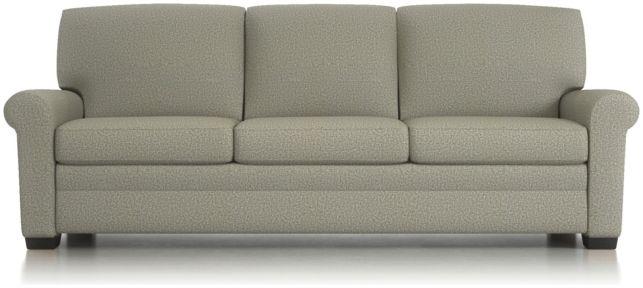 Gaines King Sleeper Sofa shown in Nordic, Fog