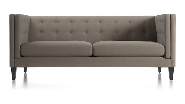 Incredible Aidan Tall Tufted Sofa Pdpeps Interior Chair Design Pdpepsorg
