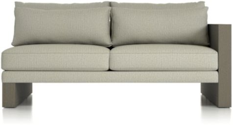 Winstead Right Arm Loveseat shown in Profile, Cloud