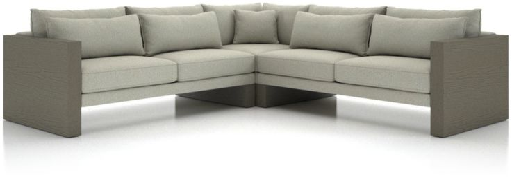Winstead 3-Piece Corner Sectional shown in Profile, Cloud