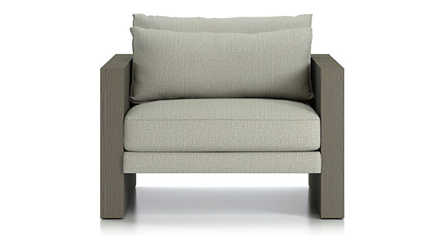 Winstead Chair shown in Profile, Cloud