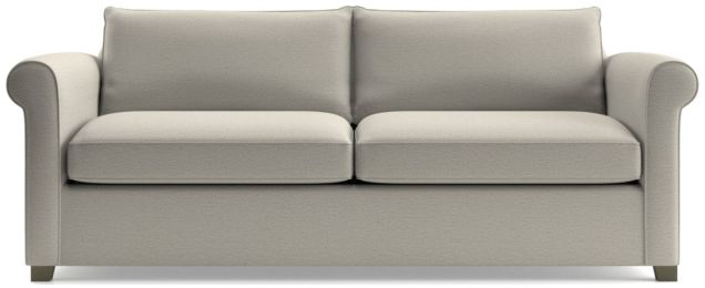 Hayward 2-Seat Rolled Arm Sofa shown in Tahoe, Blizzard