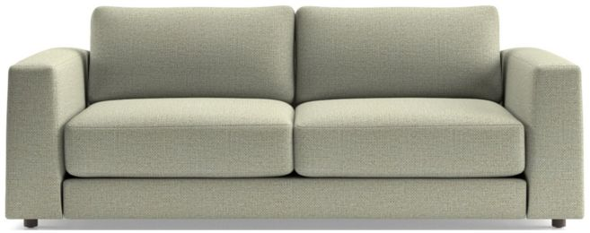 Peyton Sofa shown in Macey, Cashmere