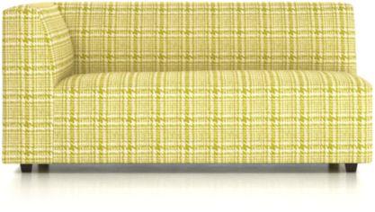Kinsley Left Arm Sofa shown in Piana, Limoncello