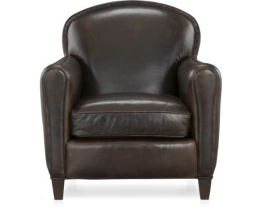 Eiffel Leather Chair shown in Tampa, Cigar