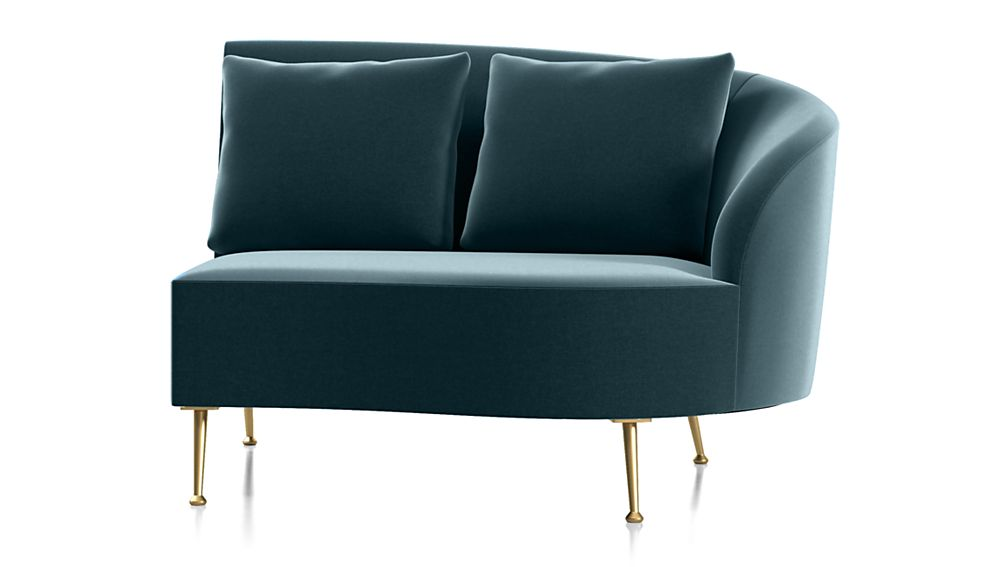 Bellevue Right Arm Loveseat - Image 2 of 7