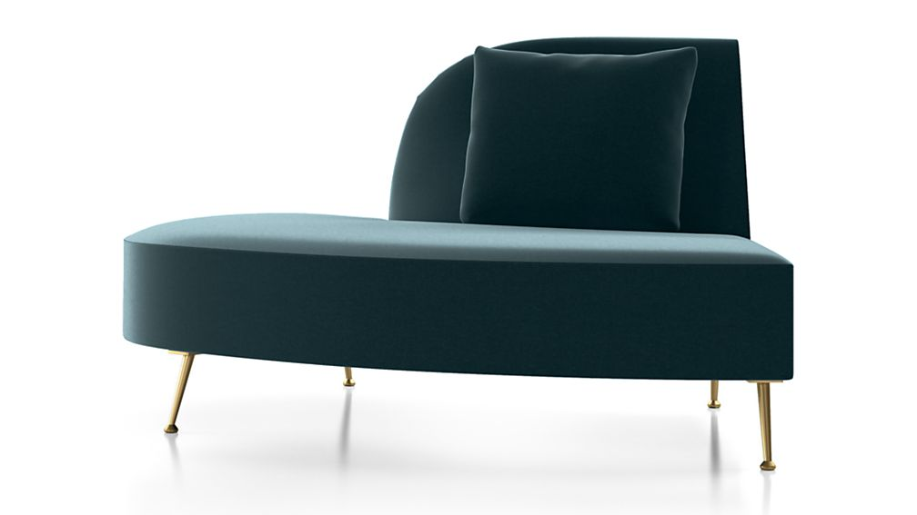 Bellevue Left Arm Chaise - Image 2 of 4