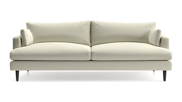 Monahan Sofa shown in Desi, Moonstone