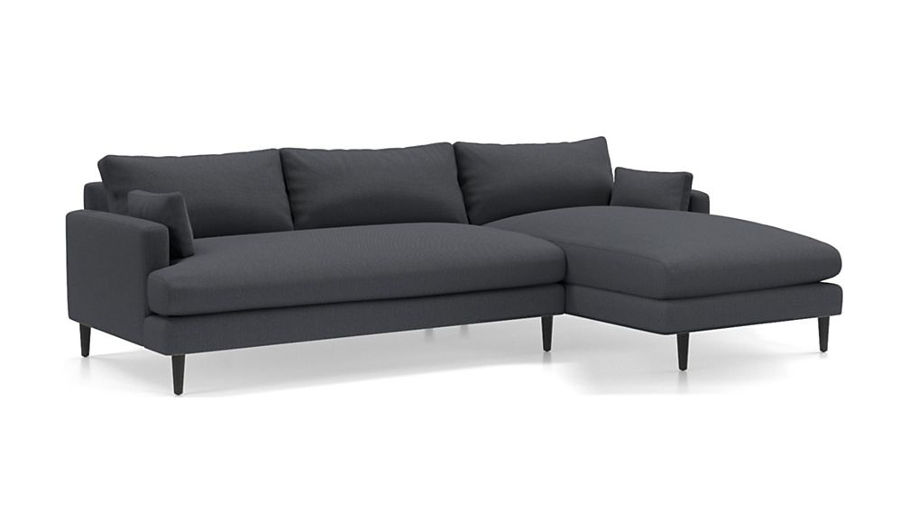 Monahan 2-Piece Right Arm Chaise Sectional - Image 2 of 5